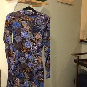 THAT 70S DRESS (H&M)